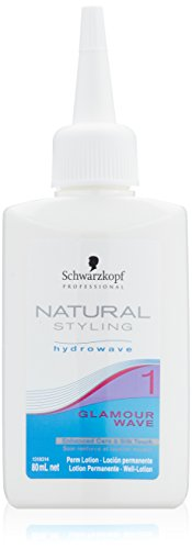 Schwarzkopf Natural Styling Classic Glamour 1 Lotion Permanent 80 ml