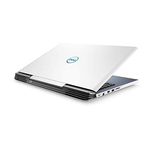 Notebook Dell G7 15 Gaming, G7-7588-A40B, 8ª Geração Intel Core i7-8750H, 16 GB RAM, HD 1TB + 256GB SSD, NVIDIA® GeForce® GTX 1060 6GB GDDR5, Tela 15.6' LED Full HD IPS, Windows 10, Branco