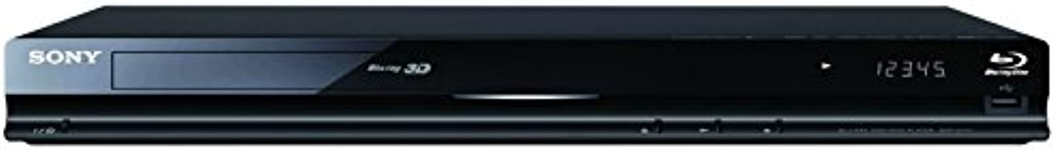 Sony 3D Blu-ray Disc Player BDP-S780