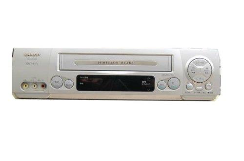 【SHARP】シャープ Hi-Fi VHS ビデオデッキ VC-HF910