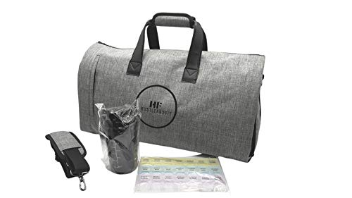 Hustleandfit Meal Carrier - Meal Prep System - 4 Meal (Black Accent, 4 Meal Bag, Sweat Bag, Multivitamin Container, Shaker Cup)