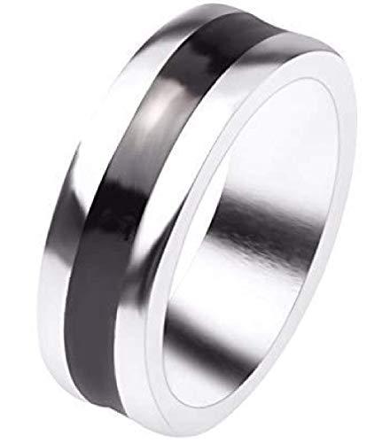 WOW! PK-Ring bis zu 17 Profi-Zaubertricks Zaubern Magie Silber Schwarz Edel 18mm Innendurchmesser