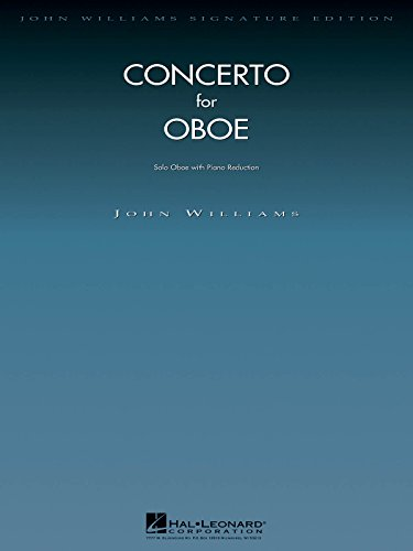 John Williams-Concerto for Oboe-Oboe und Klavier-PIANO REDUCTION