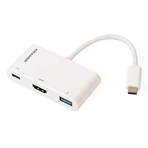 Kramer 99-97210004 - Cable de Adapter USB 3.1 Tipo C an HDMI