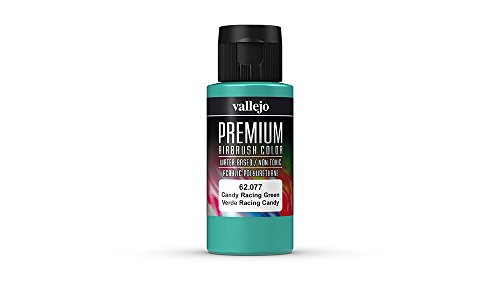 Vallejo Color Candy Racing Green Premium RC Colors