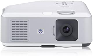 "HP vp6310 Digital Multimedia DLP Projector w/DVI, VGA, USB & Speaker - 800x600, 1600 Lumens - 30"" to 270"" Display!"