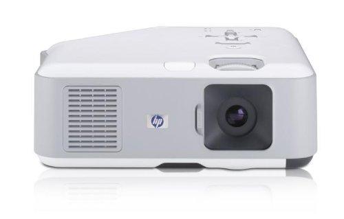 """HP vp6310 Digital Multimedia DLP Projector w/DVI, VGA, USB & Speaker - 800x600, 1600 Lumens - 30"""" to 270"""" Display!"""