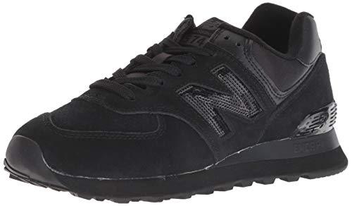 New Balance 574 Core, Zapatillas Deportivas. para Mujer, Negro, 39.5 EU