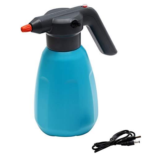 LINZI Inalámbrico Home Garden Warehouse Insecticida Asesino Control de plagas Pulverizador Recargable 2L (Azul)