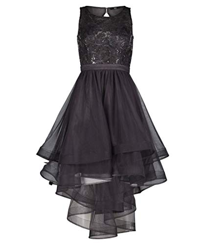 VM Vera Mont Damen Cocktailkleid anthrazit (14) 40