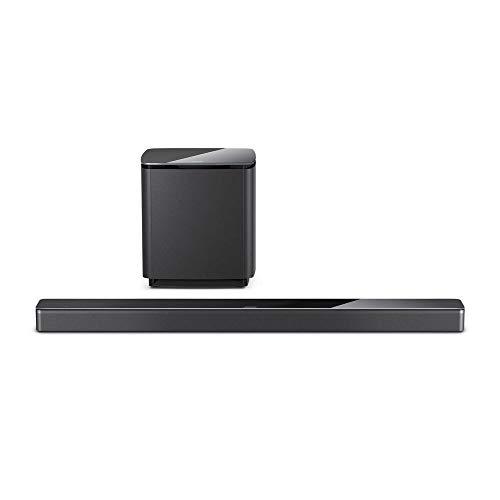 Bose Bass Module 700 for Soundbar 700, Black Soundbar 700 Black