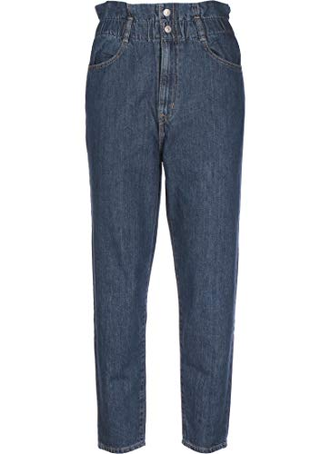 Levi's® High Waisted Jeans Short Fused