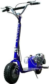 Dirt Dog - BLUE - 49cc Gas Powered Scooter [511]