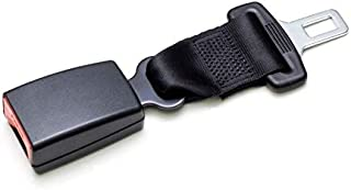 Rigid 3 Seat Belt Lengthening Accessory Black, Type A: 21.5mm Tongue Width Sticks Upright Extend Belt - E-Mark Safety Certified Buckle Up /& Drive Safely Again
