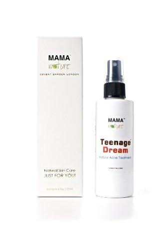 Mama Nature of London - Teenage Dream - Traitement naturel contre l'acné - 120 ml (Import Grande-Bretagne)