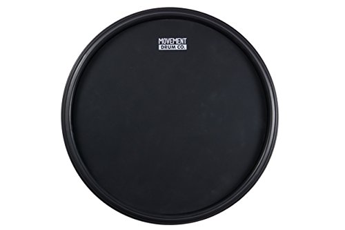 The 12-inch Double Sided Practice Pad 3-in-1, Laminate - Fully Rimmed With Three Different Hitting Surfaces, The Most Complete Practice Pad In The Market