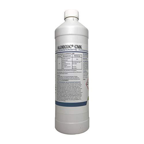 Ewabo ALDECOC CMK - Spezial-Desinfektionsmittel zur Parasitenbekämpfung - 1 Liter