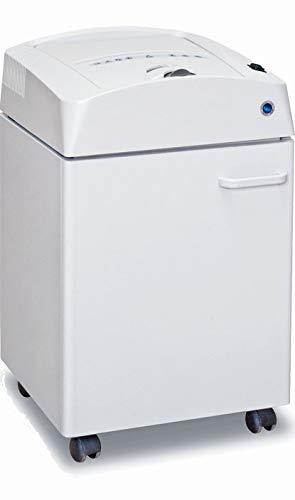 KOBRA AF+1 40 Litri Distruggidocumenti Professionale ad Alimentazione Automatica, 39x36x64cm, Grigio (40 Litri/ 350 Fogli A4/70gr)