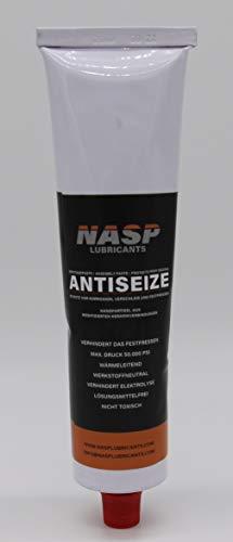 NASP Anti-Seize Schraubenpaste Montagepaste gegen Festfressen Festrosten 150 gr Tube Keramik basiert