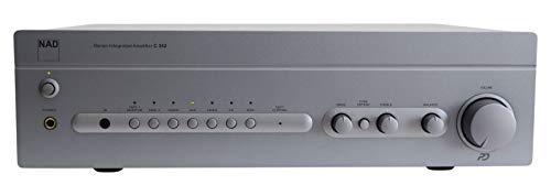 NAD C 352 Stereo Vollverstärker in Silber