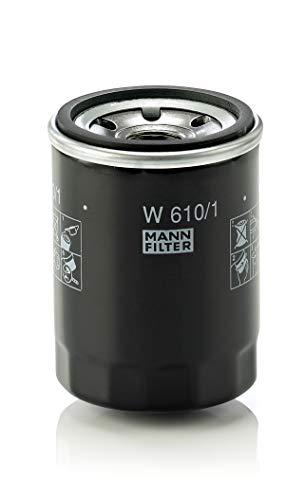 Original MANN-FILTER Ölfilter W 610/1 – Für PKW und Nutzfahrzeuge