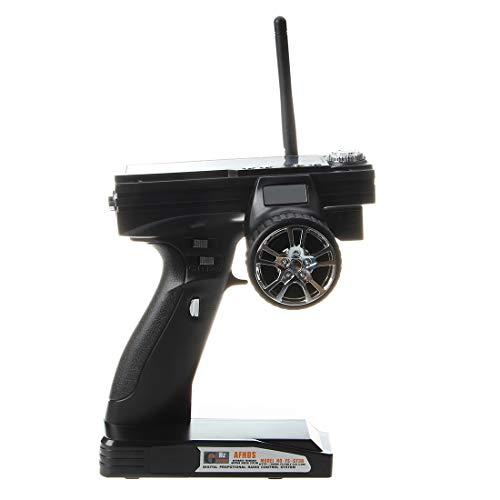 SODIAL(R) Flysky GT3B FS-3 de 2,4 GHz CANAL DE RADIO CAR BARCO