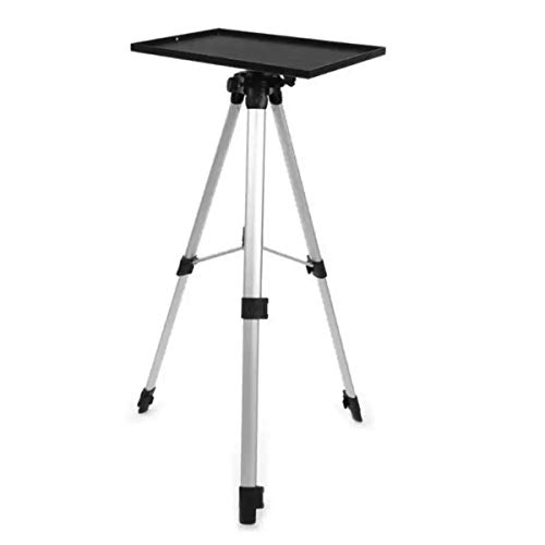 Royality Projector Stand for Projector-Screen Adjustable Stand Height 4.5 Feet (Maximum Load Capacity 50 KG)