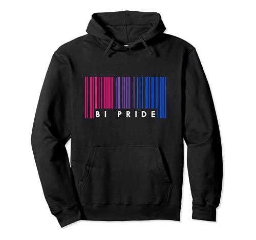 Bi Pride - CSD Bisexuell Pullover Hoodie