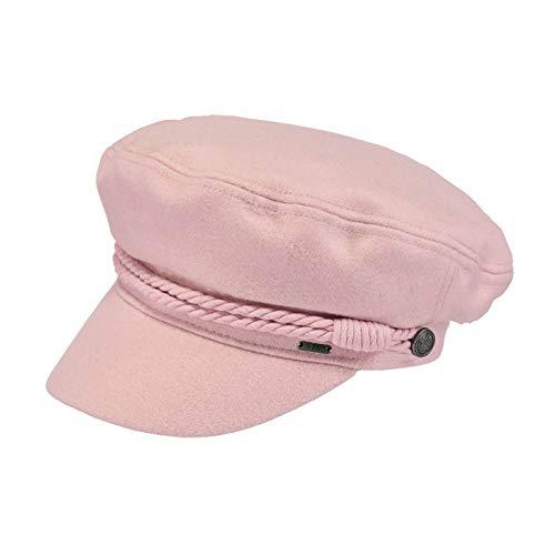 Barts W Skipper Cap Lila, Damen Kopfbedeckung, Größe One Size - Farbe Dusty Pink
