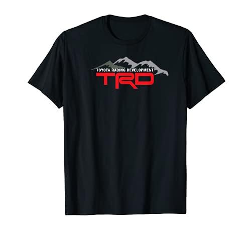 TRD Racing Development Logo T-Shirt
