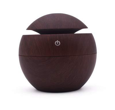 LLDKA geurdispenser voor parfum machine aromatherapie USB luchtbevochtiger ultrasone kamer mute baby luidspreker huis onplugged