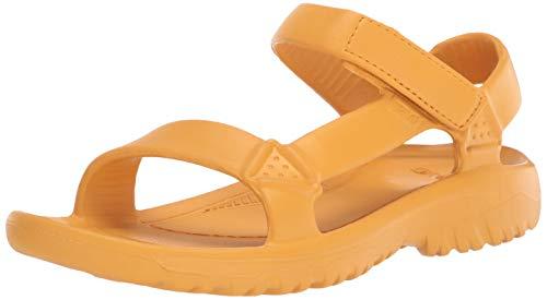 Teva Men's Hurricane Drift Sport Sandal, Sunflower, 8 Medium US