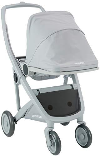 Greentom A+B+D grey-grey-V16 Unisex Buggy Sessel
