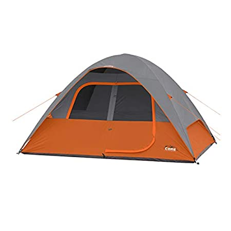CORE 6 Person Dome Tent 11' x 9'.