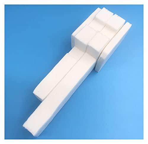 YANGQI yaoqijie 10 Tinta de desechos Pad Sponge Fit para Epson L110 L111 L120 L130 L132 L210 L211 L220 L222 L300 L301 L303 L310 L313 L350 L351 L353 L355 Lasting