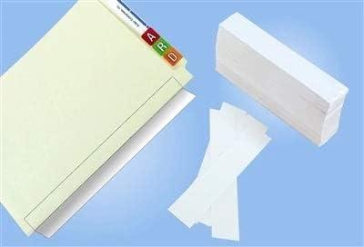 Doctor Stuff File Folder Online New life limited product Labels Mylar Protectors 2