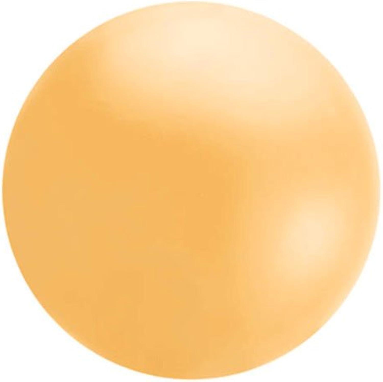 Qualatex 91230 Cloud Buster Latex Balloon, orange, 8 ft