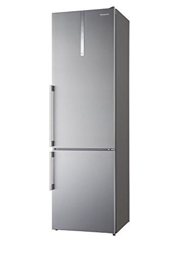 Panasonic NR-BN34EX1-E Kühl-Gefrier-Kombination/A+++ / 200 cm Höhe / 172 kWh/Jahr / 254 L Kühlteil / 80 L Gefrierteil/Energieeffizienzklasse A+++ mit Full No Frost Technik/edelstahl