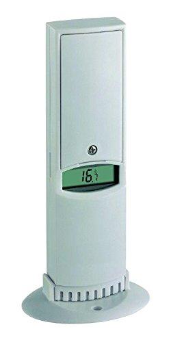 TFA Dostmann Temperatur/Feuchte-Sender, 30.3144.it, zum Hängen oder Stellen, inkl Batterien