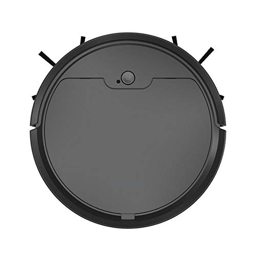 Smart Sweeping Robot Vacuum No Noise Three Modes to Clean The Floor, Best to Use This Year Robot Vacuum Bluetooth Connection Control and Without Bluetooth Two Styles Two Colors (Black with Bluetooth) Dining Features Kitchen Robotic Vacuums