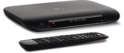 Telekom Media Receiver 401 schwarz mit 500 GB Festplatte Entertain UHD TV