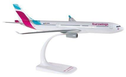 Airbus A330-200 Eurowings Maßstab/Scale 1/200