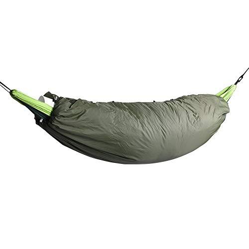 chora Outdoor Schlafsackbezug Hängematte Mit Reißverschluss Isolationsbezug 200 75 cm Leichter Schlafsack Bärenschlafsack Kompakter Schlafsack rational