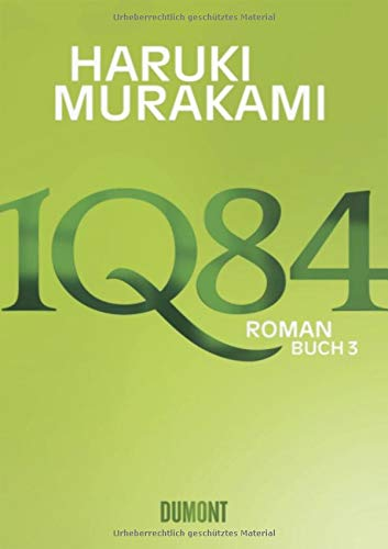 1Q84. Buch 3: Roman