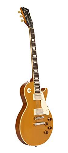 Tokai ULS129 GT Love Rock Guitarra Eléctrica con Funda, Tapa Oro