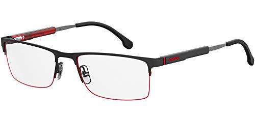 Carrera Herren 8835 Sonnenbrille, Matte Black, 57