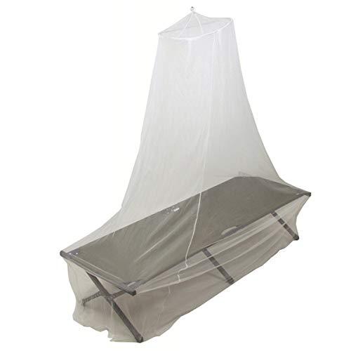 MFH Moskitonetz für Betten 0,63x2,0x8,0m Weiß