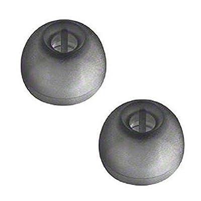 Sennheiser Medium Transparent Ear Adapter for Momentum In-Ear CX 5.00 and CX 3.00 Earphone - Black from Sennheiser