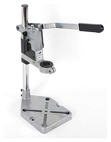 Drill Press Stand,Bench Drill Press Stand Clamp Base Frame for Rotary hand Electric Drills DIY Tool Press Hand Drill Holder Power Tools Accessories