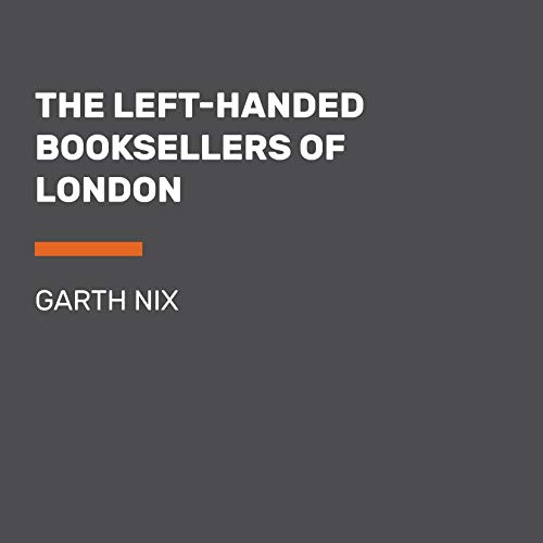 The Left-Handed Booksellers of London audiobook cover art